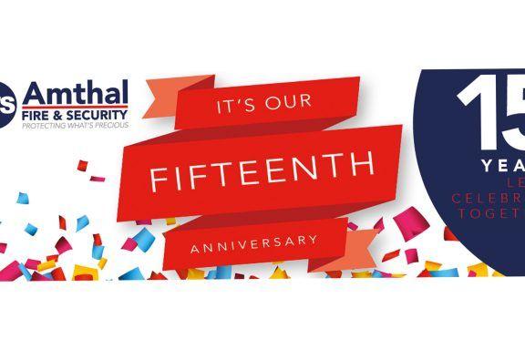 Amthal 15th Anniversary