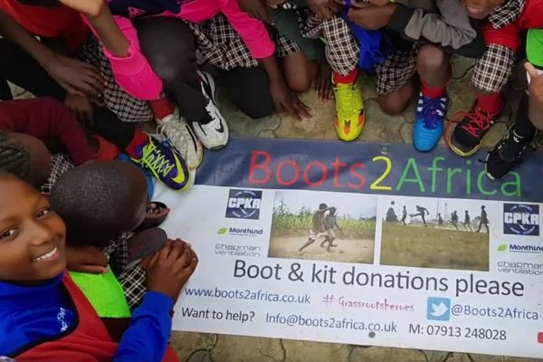 Why Amthal Is Supporting Boots2Africa