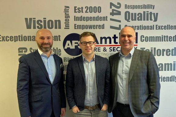 Amthal IFSEC editor