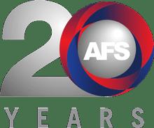 Amthal 20 Years Logo