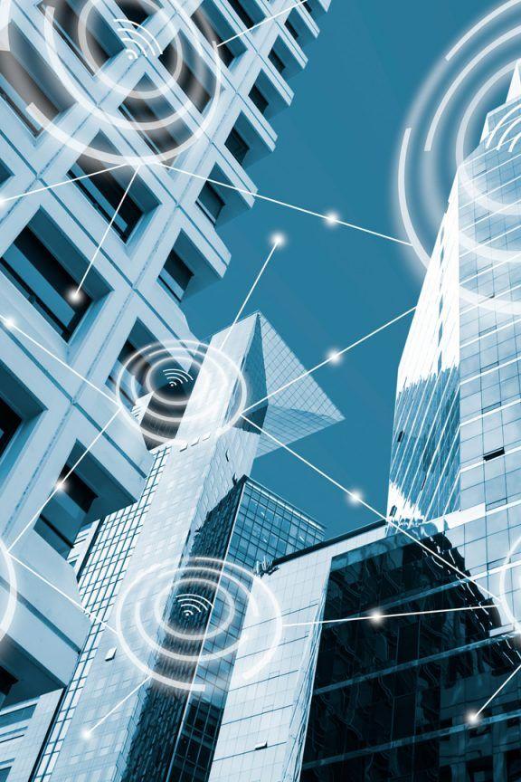 smart buildings image