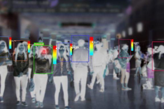 thermal camera imaging