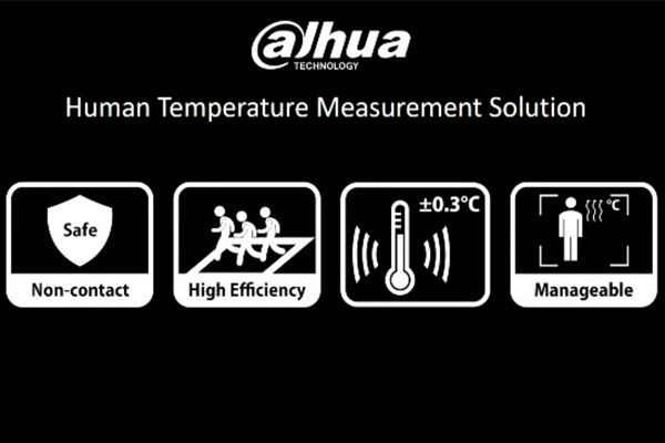Thermal Body Temperature Measurement