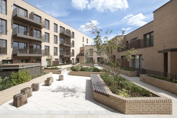 Notting Hill Genesis development