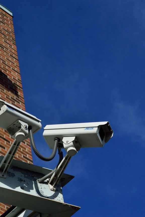 CCTV Cameras in the workplace