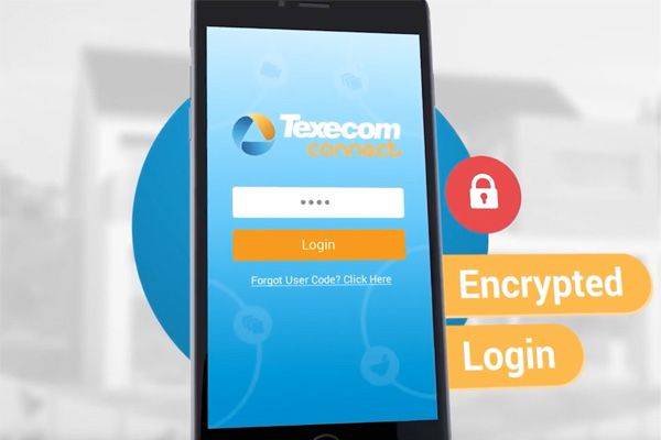 Texecom Mobile First Home Security
